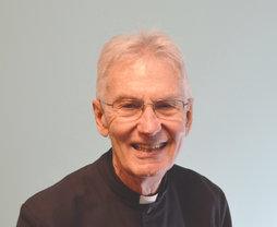 Headshot of Pastor Voges